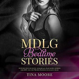 MDLG Bedtime Stories audiobook cover art