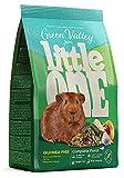 Little One 'Grünes Tal Alleinfutter für Meerschweinchen im Beutel, 4er Pack (4 x 750 g)