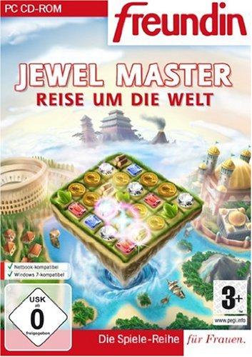 Jewel Master: Reise um die Welt