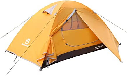Bessport Camping Tent 2-Person Lightweight Backpacking...