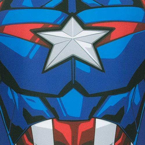 Marvel Boys Swimsuit Captain America Multicoloured 2-3 Years