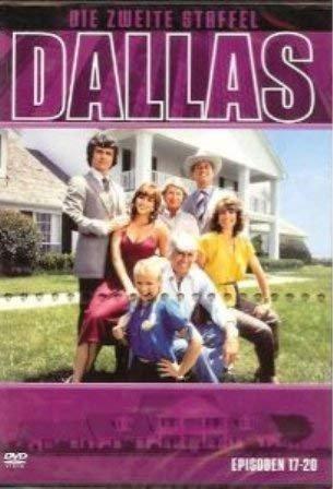 Dallas - Staffel 2 - Episoden 17-20