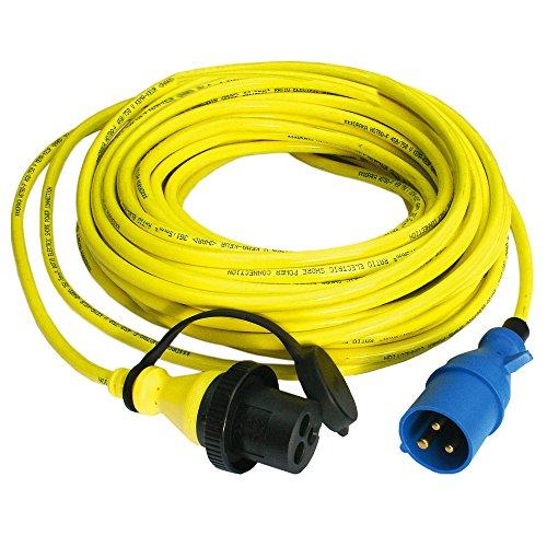 Victron Land-Strom Kabel 15m 16A H07BQ-F 3x2,5mm²