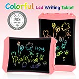 KOKODI Girl Toys, Gifts for 3-6 Year Old Girls, 8.5 Inch LCD Writing Tablet with Colorful Screen Doodle Board Drawing Board for Little Girl Educational Birthday as Girls Toys Age 3 -16