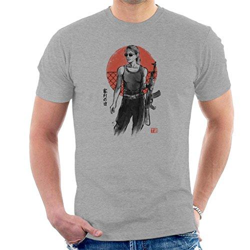Terminator Sarah Connor Men's T-Shirt