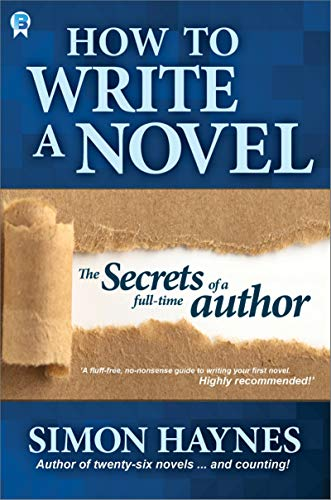 How to write a novel: The secrets of a full-time author