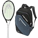 Head 2021 Speed IG 26 Junior Tennis Racquet - Strung with Backpack