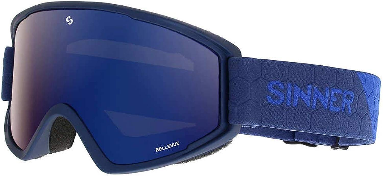 Sinner Herren Schneebrille Bellevue Metallic Dark Blau Goggle B07KPKD6D7 B07KPKD6D7 B07KPKD6D7  Saisonale Förderung 6cf587