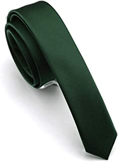 light green skinny tie