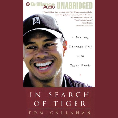 In Search of Tiger audiobook cover art