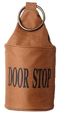 Esschert Design USA LH118 Fabric Doorstop with Ring