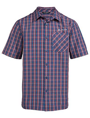 Vaude Herren Hemd Men's Albsteig Shirt II, baltic sea, L, 41810