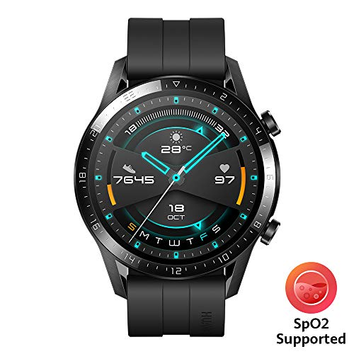 Huawei Watch GT2 - Matte Black
