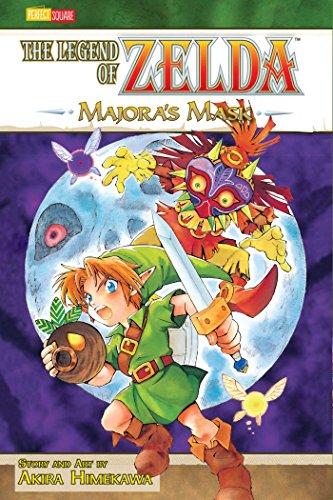 LEGEND OF ZELDA GN VOL 03 (OF 10) (CURR PTG) (C: 1-0-0): Majora's Mask (The Legend of Zelda, Band 3)