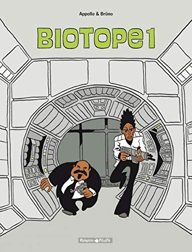 Biotope - tome 1 - Biotope T1