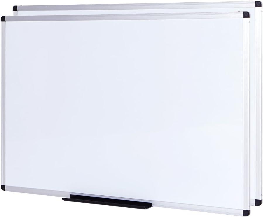 VIZ-PRO Dry Erase Board Whiteboard x Pack 2 36 Nashville-Davidson Mall Bargain sale Non-Magnetic