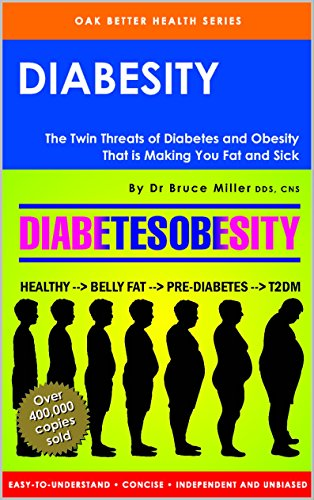 Diabesity: The Twin Threats Of Diabetes and Obesity That is Making You Fat & Sick (Oak Better Health Series) (English Edition)