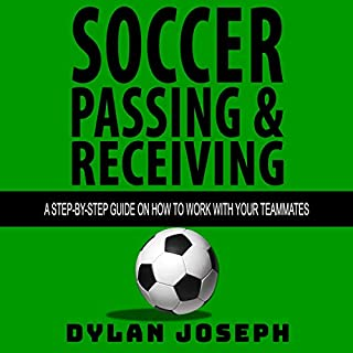 Soccer Passing & Receiving audiobook cover art