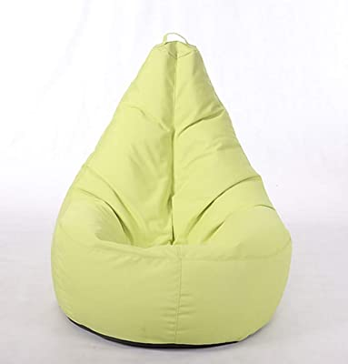 HAPPERS Puff Pera Polipiel Indoor Turquesa XL: Amazon.es: Hogar