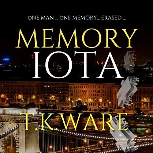 Memory Iota audiobook cover art