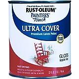 Painters Touch 1966-502 1 Quart Apple Red Painters Touch Multi-Purpose Paint