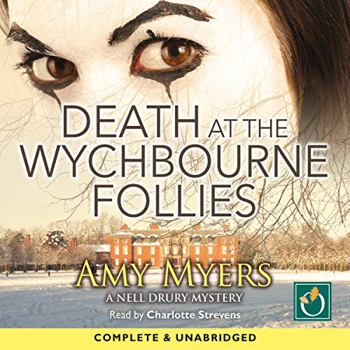 Death at the Wychbourne Follies audiobook cover art