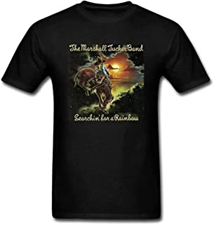 Maerxlinz The Marshall Tucker Band Searchin for A Rainbow Vintage Tee,Fashion Men's Cool Style T-Shirt