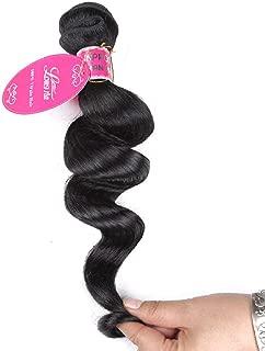 WIGM_Human hair loose wave 3bundles with frontal 100g/bundle@18inch20inch22inch+16inch Human Hair Wig with Baby Hair 100% Virgin Brazilian Human Hair for Black Women Natural Wave Natu