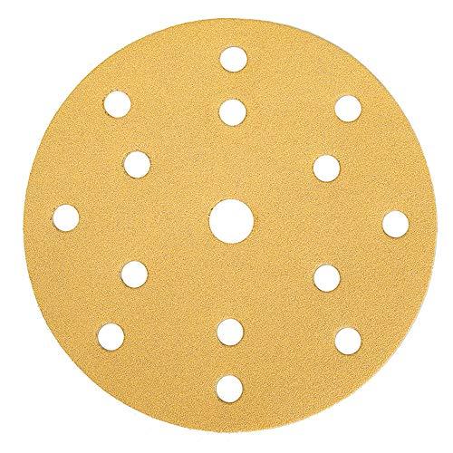 Mirka 2975312 2361109951 Gold 150 mm Klettverschluss 15 Löcher P500