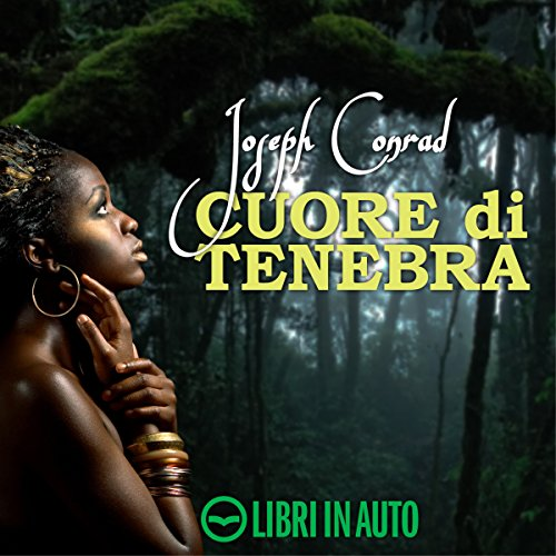 Cuore di tenebra audiobook cover art