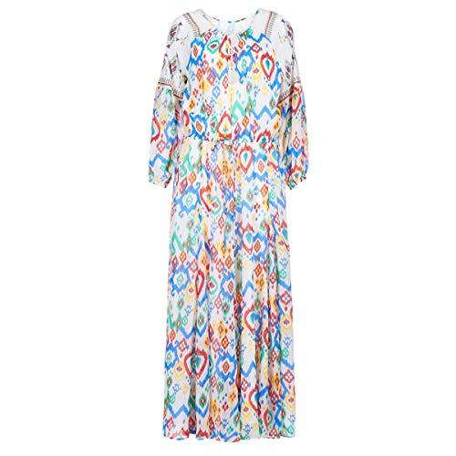 Pepe jeans PL952141 Dress Frauen White M