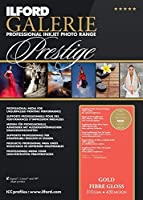 ILFORD 2005003 GALERIE Prestige Gold Fibre Gloss - 17 x 22 Inches 25 Sheets [並行輸入品]
