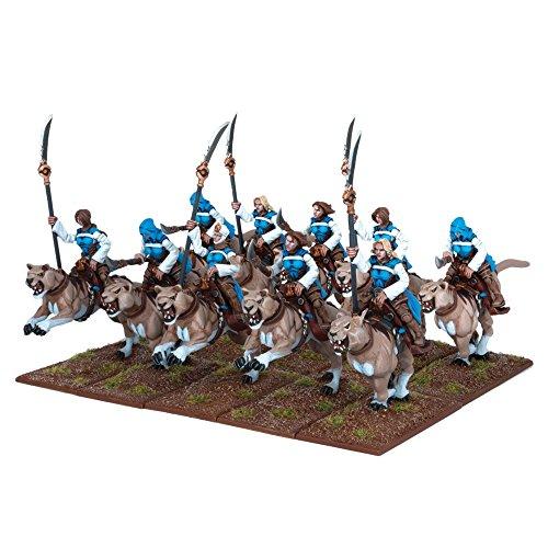 Mantic Games MGKWB24-1 Regiments - Juego de Miniatura, Multicolor
