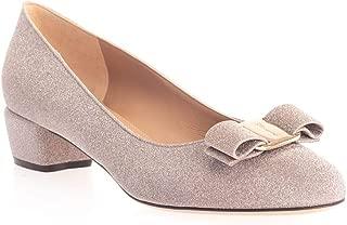 SALVATORE FERRAGAMO Luxury Fashion Womens 01P692 Pink Heels | Fall Winter 19