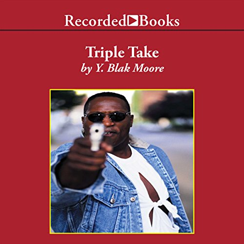 Triple Take audiobook cover art