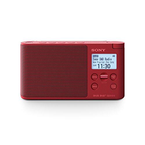 Sony XDR-S41D Digitalradio (DAB+, FM, RDS, Wecker)