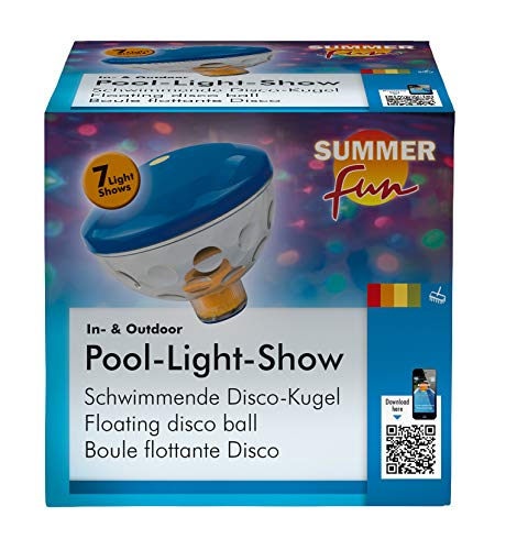 Summer Fun 502010201 LED Unterwassershow