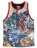 Marvel Avengers Black/Red Basketball Jersey - S