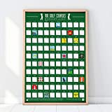 Golf Courses Posters
