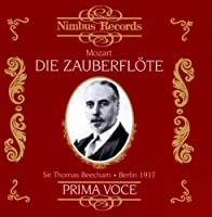 Mozart: Die Zauberflote (The Magic Flute - Prima Voce Series) / Beecham, Strienz et al (1999-01-26)