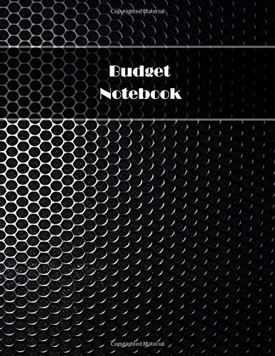 Budget Notebook: 1 Year/53-Week Personal Finances - Size 8.5x11