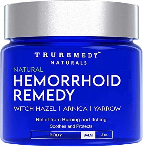 Remedy Hemorrhoid Balm Fast Relief Hemorrhoid Cream for Burning Itching Pain Swelling Soothing product image