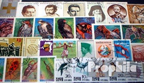 Prophila Collection Tutto Mondo 1000 Diversi Francobolli (Francobolli per i Collezionisti)