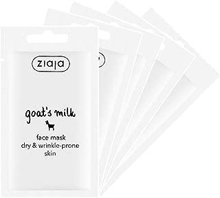 Goat's Milk Face Mask - Pack of 5