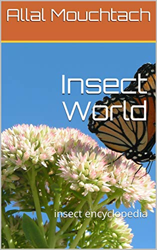 Insect World: insect encyclopedia (English Edition)