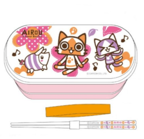 BOX2 Stage Aiou Lunch (roze) (Japanse import)
