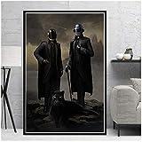 linshel Poster druckt Daft Punk Das Musikalbum Star
