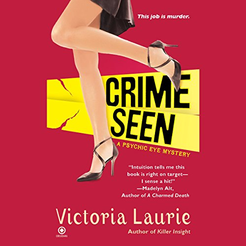 Crime Seen audiobook cover art