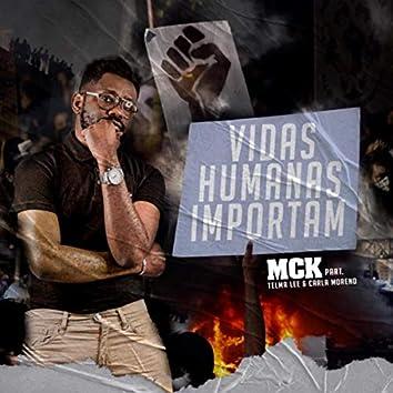 Vidas Humanas Importam (feat. Telma Lee & Carla Moreno)