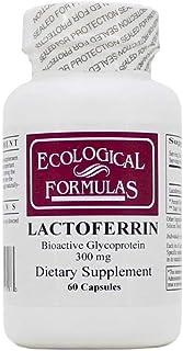 Ecological Formulas Lactoferrin 300 Mg 60 Caps
